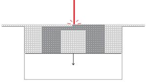 laser printer support